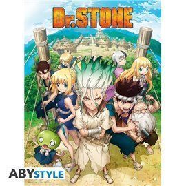 """Poster Dr. Stone """" Group"""""""