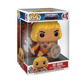 Funko Pop! He-Man - Masters of the Universe - Super Sized 10' - Figura 25cm