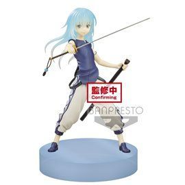 Banpresto Rimuru Tempest - That Time I Got Reincarnated as a Slime Figura 21 cm