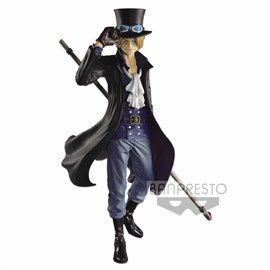 Banpresto Sabo SCultures - World Figure Colosseum 4 Vol. 5 - One Piece 24 cm