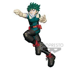 Banpresto Enter the hero Izuku Midoriya - My Hero Academia 25 cm