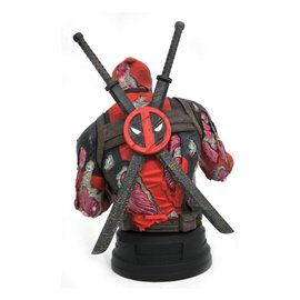 Busto Deadpool - Marvel Gentle Giant 1/6 SDCC 2020 Limited Edition