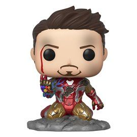 Funko Pop! I Am Iron Man - Endgame - Marvel - Special Edition