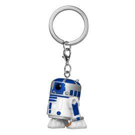 Funko Pop! - Llavero R2-D2 - Star Wars