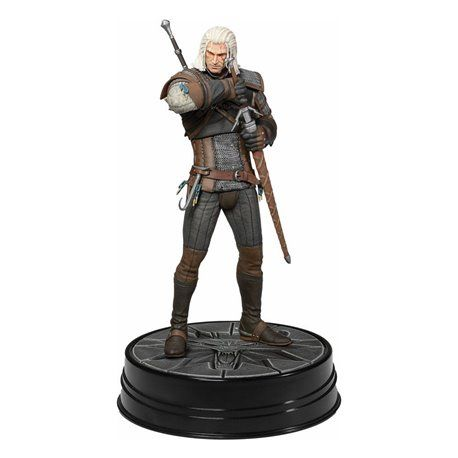 Figura Geralt Hearts of Stone The Witcher 3 20cm
