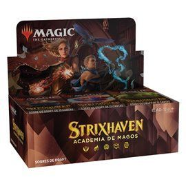 Magic: Strixhaven Academia de Magos - Sobre 15 Cartas Español
