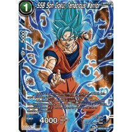 Dragon Ball JCC Unison Warrior - Spirit of Potara Deck - Baraja