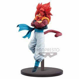 Banpresto Super Saiyan 4 Gogeta Son Goku Fes!!- Dragon Ball 20 cm