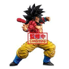 Figura Banpresto Super Saiyan 4 Son Goku Dimentions World Figure Colosseum 25 cm