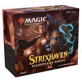 Magic: Strixhaven - Bundle Castellano