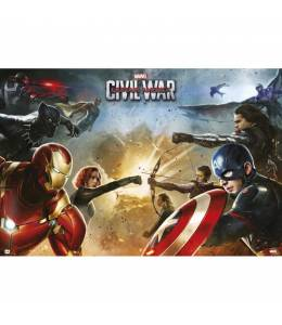 Maxi Poster Marvel Civil War