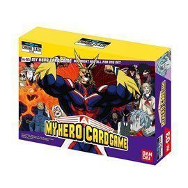 My Hero Academia Card Game - All Might and All for One Decks - Juego de Mesa