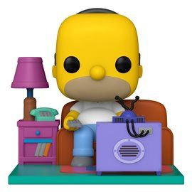 Funko Pop! - Couch Homer - The Simpsons Figura 10cm