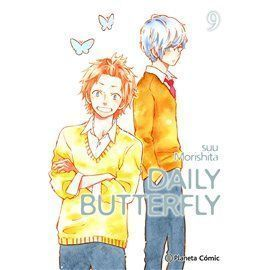 Daily Butterfly 9