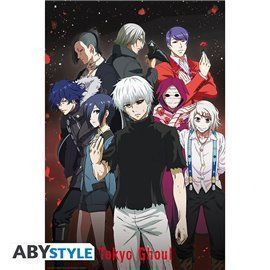 """Poster Tokyo Ghoul """"Group"""""""