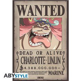 Poster One Piece - Wanted Big Mom