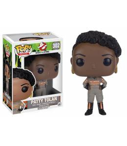 Funko Pop! - Patty Tolan - Cazafantasmas Figura 10cm