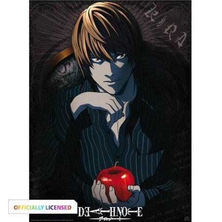 Poster Death Note - Kira