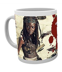 Taza Michonne The Walking Dead
