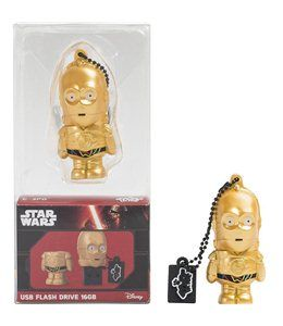 USB C-3PO 8 GB - Star Wars