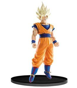 Figura Banpresto Dragon Ball Goku SSY2 15cm