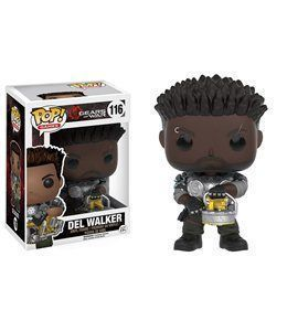 Funko Pop! Del Walker Figura 10cm