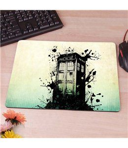 Alfombrilla Doctor Who