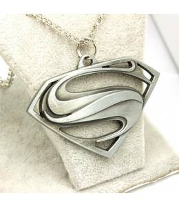 Man of Steel Colgante