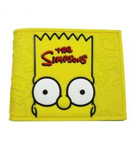 Cartera Los Simpsons Bart