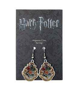 Pendientes Hogwarts Harry Potter