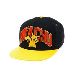 Pokemon Pikachu Gorra Golden Beisbol