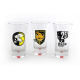 Set Vasos Chupito Metal Gear Solid