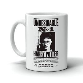 Taza Harry Potter Undesirable