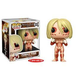 Funko Pop! Female Titan Figura 15cm