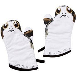 Guantes Horno Star Wars - Porg