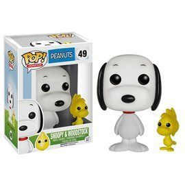 Funko Pop! - Snoopy y Woodstock