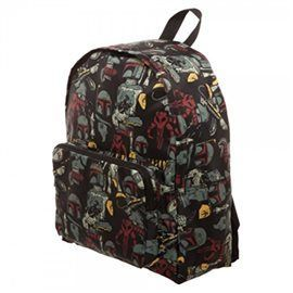 Mochila Plegable Boba Fett Star Wars