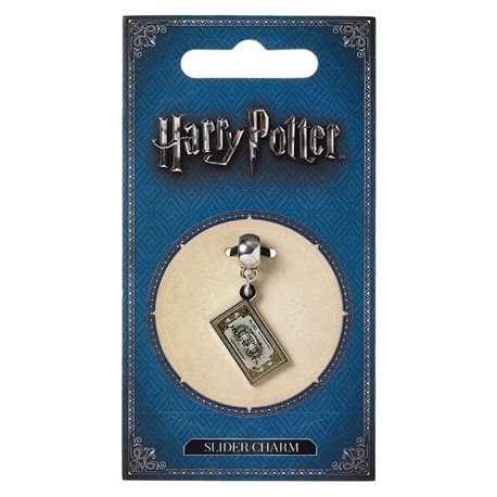 Charm Billete Anden 9 3/4 - Harry Potter
