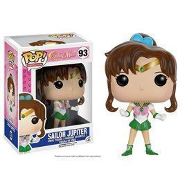 Funko Pop! - Sailor Jupiter Figura 10cm