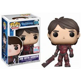Funko Pop! Jim with Armor - Fall Convention Exclusive - Figura 10cm