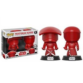 Funko Pop! - Pack Praetorian Guards Figura 10cm