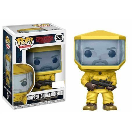 Funko Pop! - Hopper Biohazard Exclusive Figura 10cm