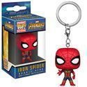 Funko Pop! Llavero Iron Spider 4cm
