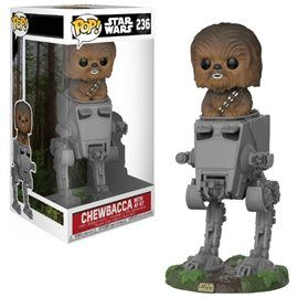 Funko Pop! - Chewbacca with AT-ST