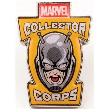 Pin Ant-Man Marvel Collector Corps