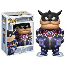 Funko Pop! Pete - Kingdom Hearts Figura 10cm