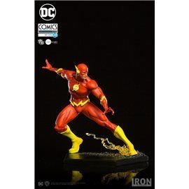 Flash - Iron Studios Figura 20 cm