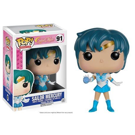 Funko Pop! - Sailor Mercury Figura 10cm