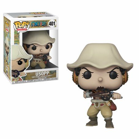 Funko Pop! - One Piece - Usopp Figura 10cm