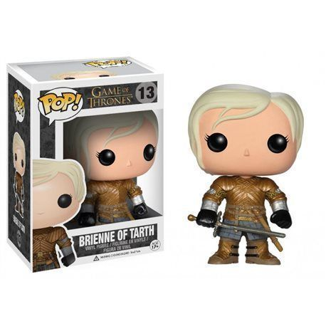 Funko Pop! - Brienne of Tarth Figura 10cm